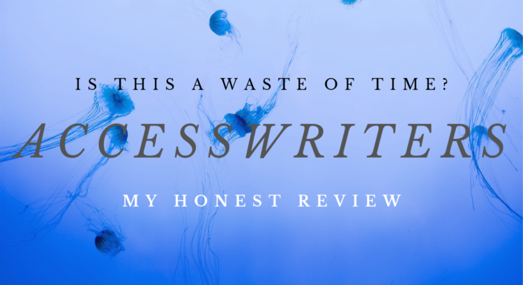 This is my honest review on 'Writers Access'.