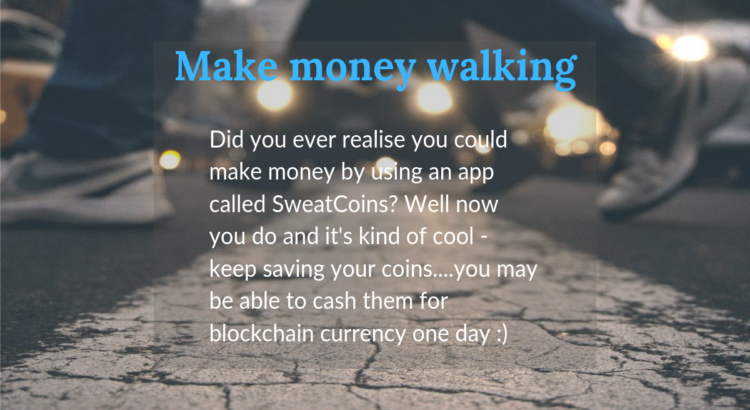 This is my 'SweatCoin review'. If you are wondering 'is SweatCoin a scam' then the answer is no no no. This app is awesome and everyone should have it.