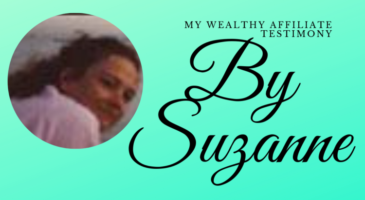 Here is another testimony from from a very girl named Suzanne. These testimonies are from 'internet marketing consultants' you can trust and learn from.