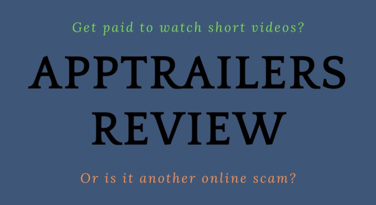 'Get paid watch videos'. AppTrailers Review. If you want to get paid watching shorts videos then you may like this.