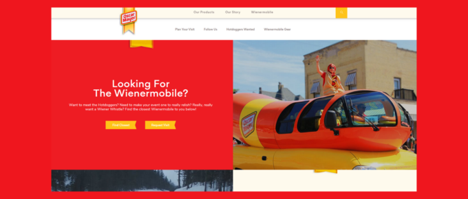 Get Paid to Travel the US in a Giant Hot Dog car