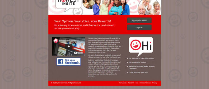 Honest Insite Review