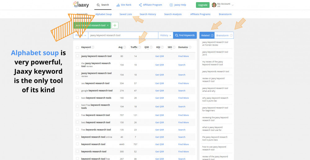 Is Jaaxy a reliable tool for SEO?