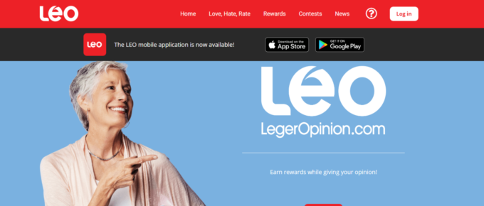 Does Leger Opinion offer you a decent way to make money?