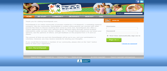 Is ParentSpeak a reliable site to earn?