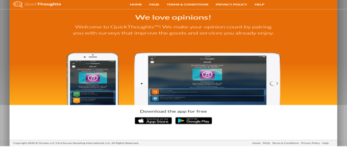 Is QuickThoughts a reliable site to earn?