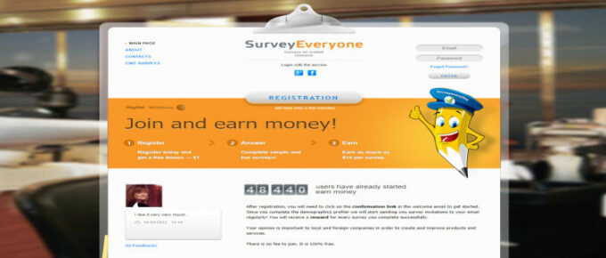 What is SurveyEveryOne About & can you make money?