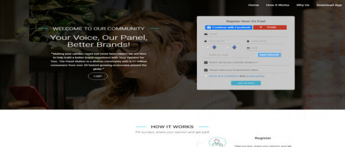 What is Panel Station and can you earn good money?