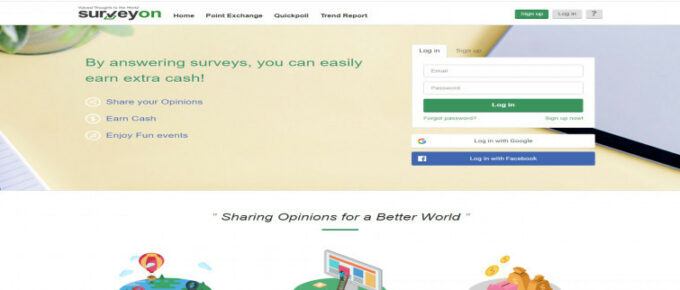What is SurveyOn About & can you earn good money?