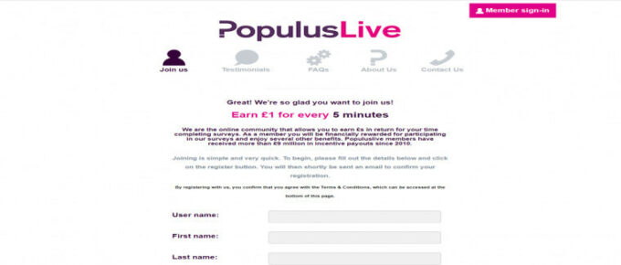 What is Populus Live: A Scam or Legit? Honest Review