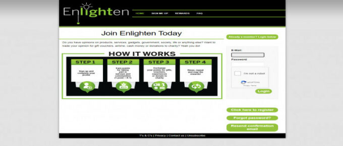Is Enlighten Panel a reliable site to earn?
