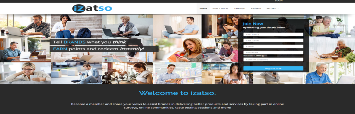 What is iZatso.com: Is this a Scam Or Legit?