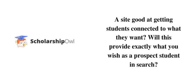 Is ScholarshipOwl a reliable site to earn?