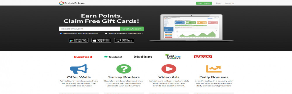 Is PointsPrizes a reliable site to earn?