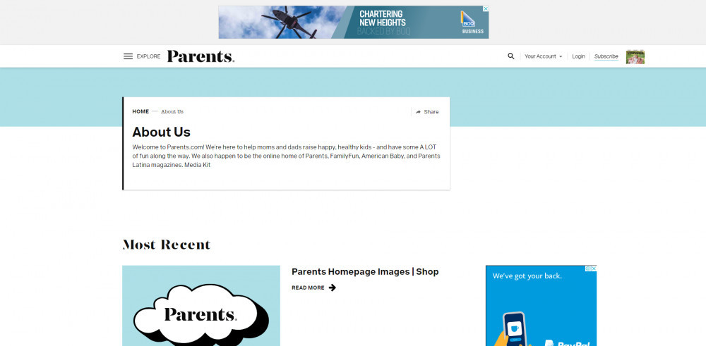 What is Parents.com and are they Legit? Review