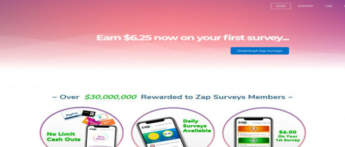 Is Zap Surveys Legit? Review