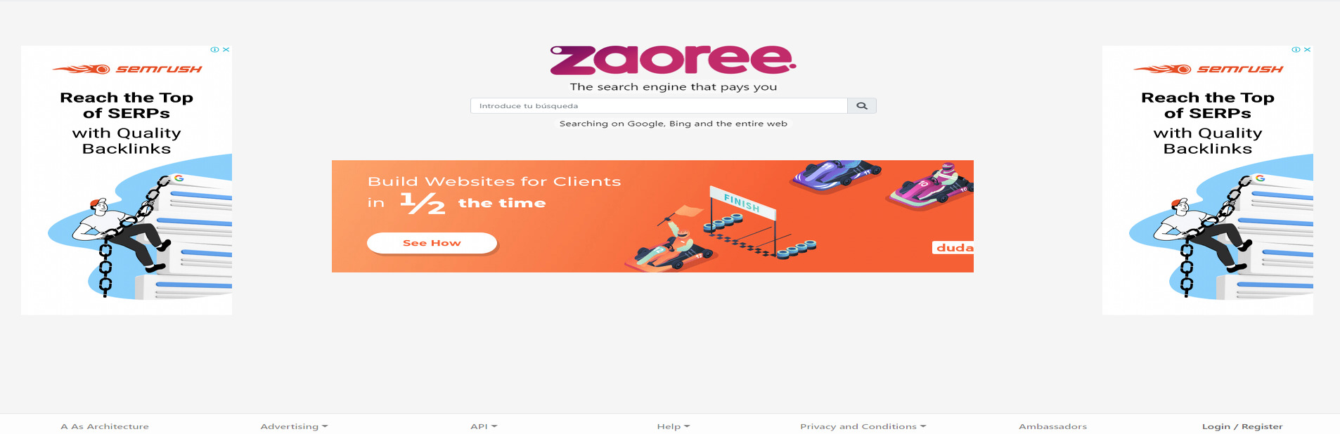 Is Zaoree Legit? Review: A Search Engine that Pays you