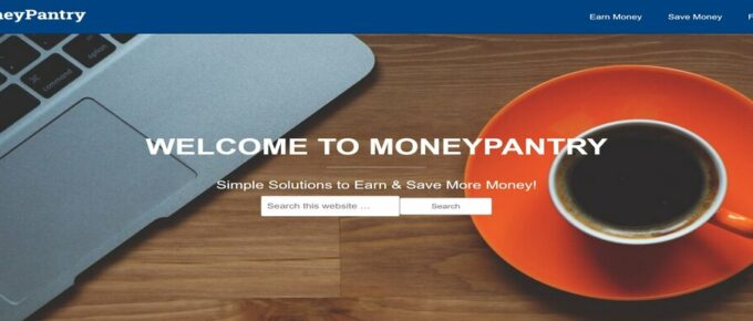 Internet articles that make money: What is MoneyPantry.com?