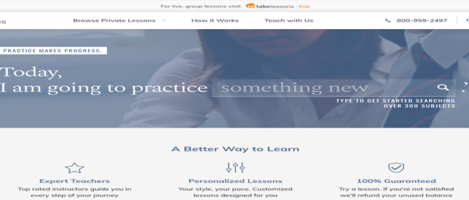 What is TakeLessons.com and is it Legit? Review