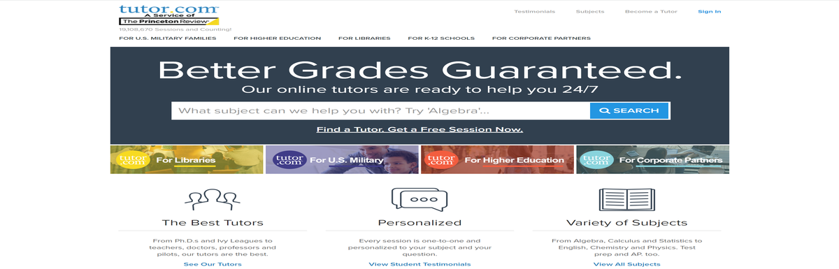 Is Tutor.com a reliable site to earn?
