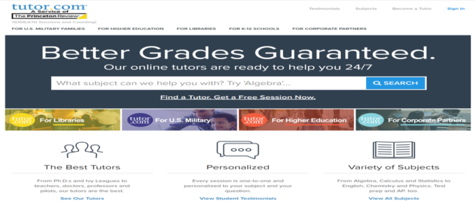 Is Tutor.com Legit or Scam? Honest Review