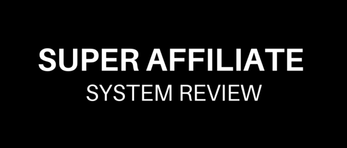 Super Affiliate System Review - Is this Product Legit?