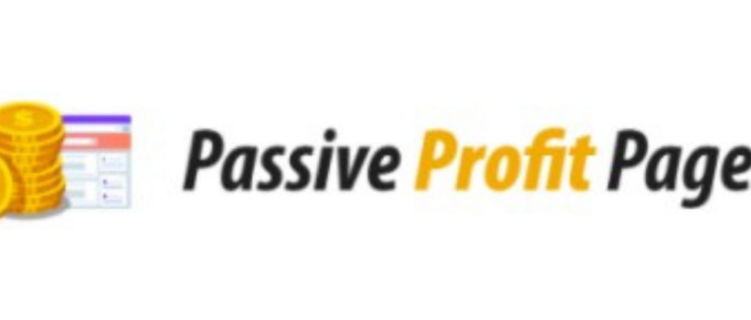 What is Passive Profit Pages and is it Legit? Review
