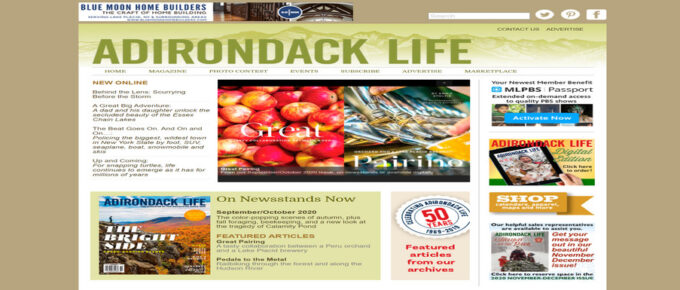 What is Adirondack Life Magazine and are they Legit? Review