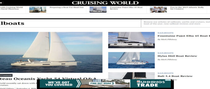 What is Cruising World and are they Legit? Review