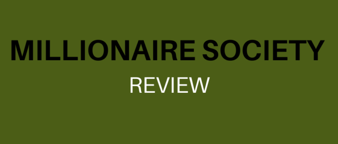 What is Millionaire Society and is it Legit? Review