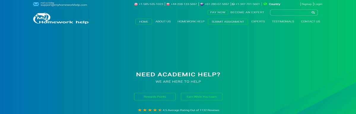 My Homework Help Review: Is it a Scam or Legit? (Do my homework help)