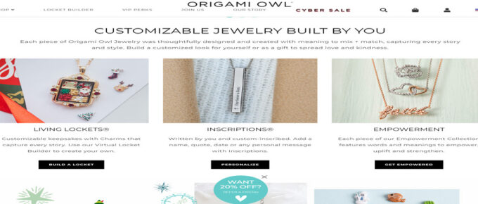 What is WWW.OrigamiOwl.com and are they Legit? Review