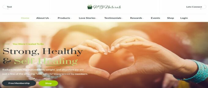 What is HBNaturals.com and is it Legit? Review