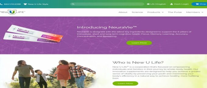 Cognitive health products that make money: What is NewULife.com?