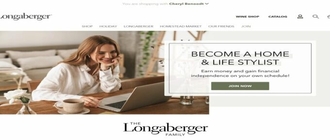 What is Longaberger.com MLM Business Opportunity?