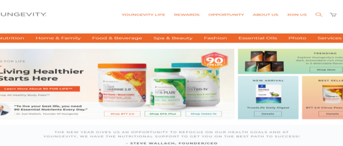 Is Youngevity a reliable MLM to earn?