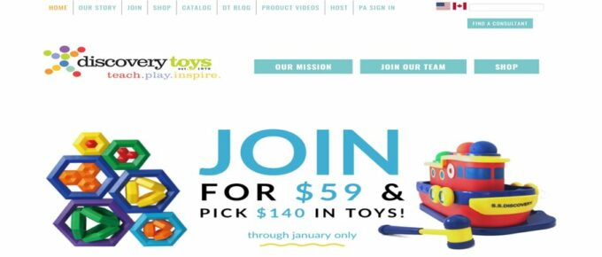 Is Discovery Toys a reliable MLM to earn?