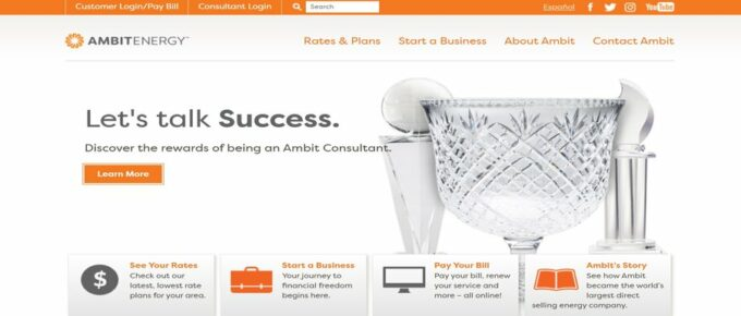 Is Ambit Energy a reliable MLM to earn?