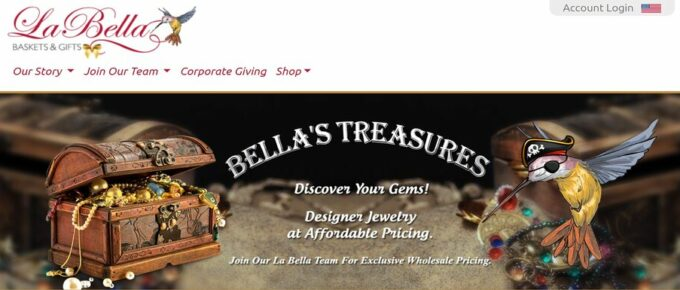 Is La Bella Baskets a reliable MLM to earn?
