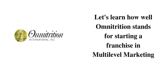 Is Omnitrition a reliable MLM to earn?
