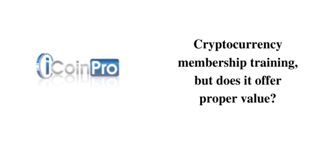 Is ICoinPro a Scam or Legit MLM? In Depth Review