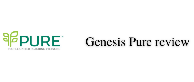 Is Genesis Pure a reliable MLM to earn?