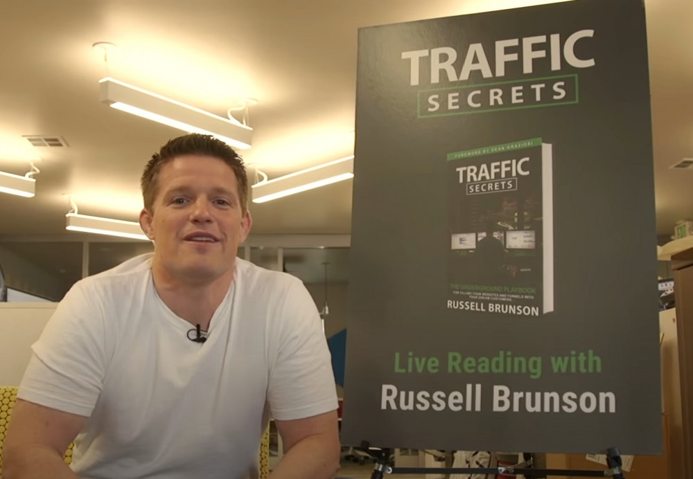 Is Traffic Secrets a reliable book to earn?