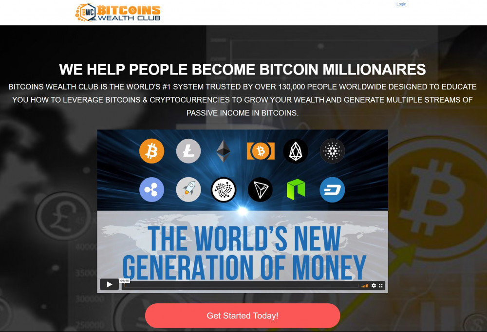 Is Bitcoins Wealth Club a reliable site to earn?