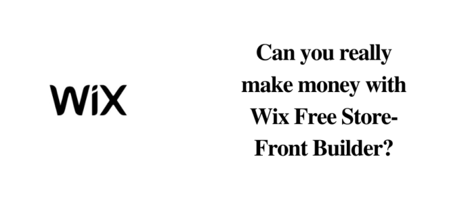 Is Wix a reliable site to earn?