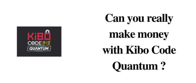 Is Kibo Code Quantum a scam? A PPC Training Review