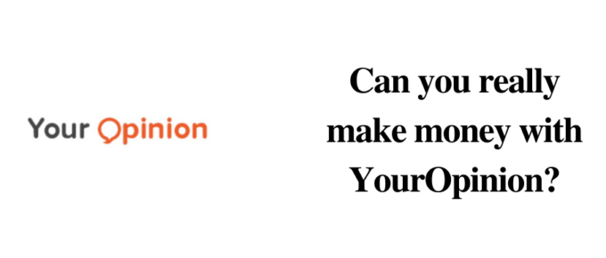 YourOpinion Review: Earn Money Filling out Surveys