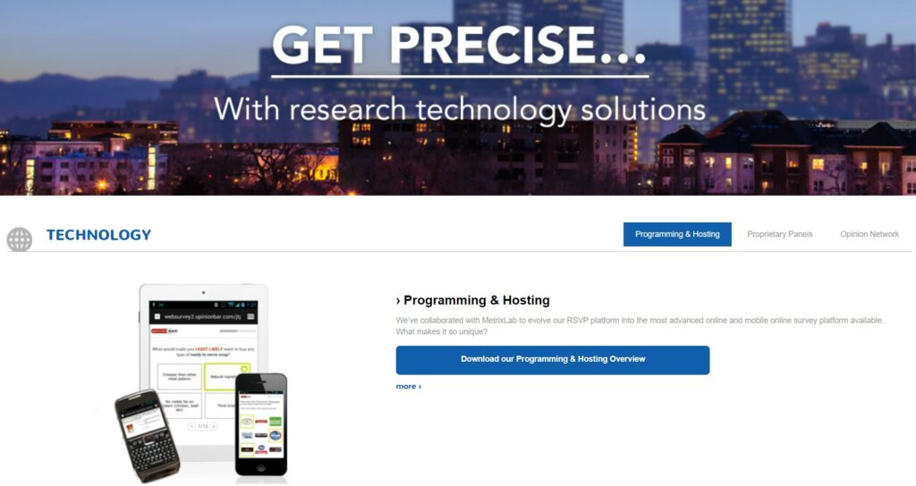 Is Precision Sample a reliable site to earn?