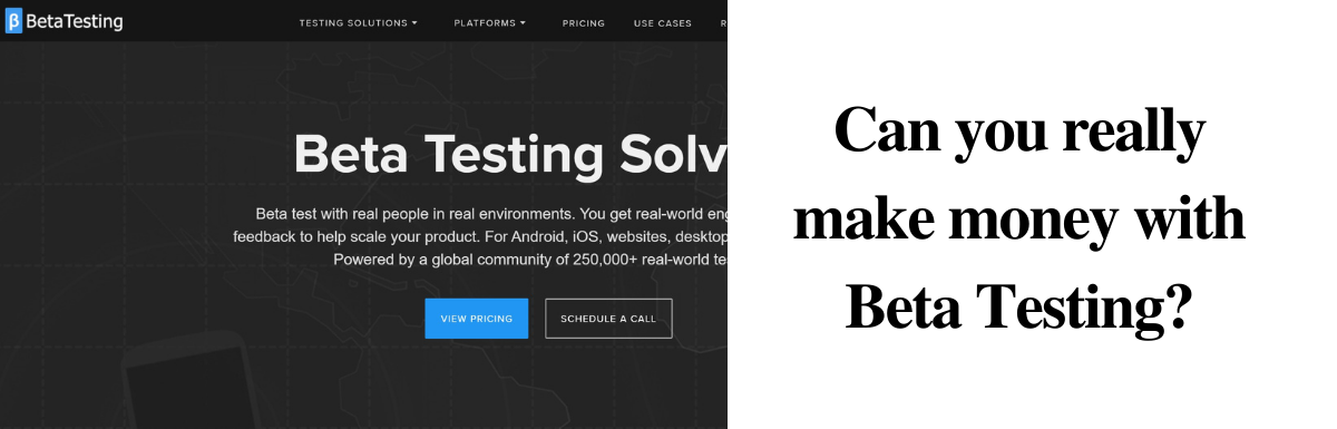 Beta Testing Review: Is it a Scam or Legit Opportunity?